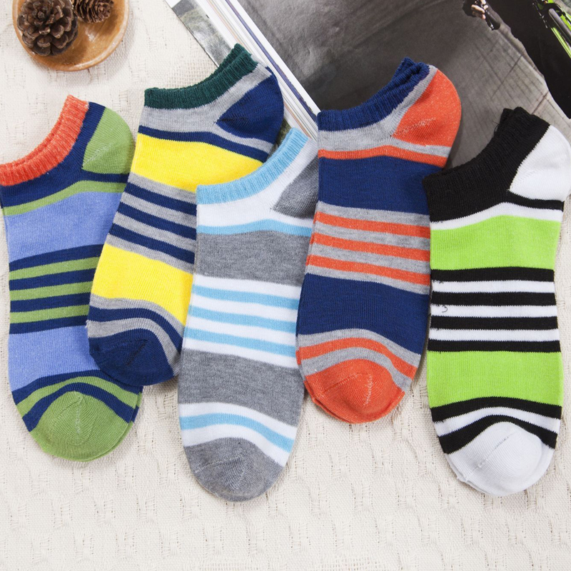 3Pair Men's Short Socks Classic Couples Style Casual Summer Thin Ankle Sport Socks Man Shallow Mouth Breathable Socks Slipper(China (Mainland))