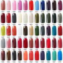 Choose Any 1 From 302 Colors Gelpolish Soak Off UV Lamp Nail Art Nail Gel Polish