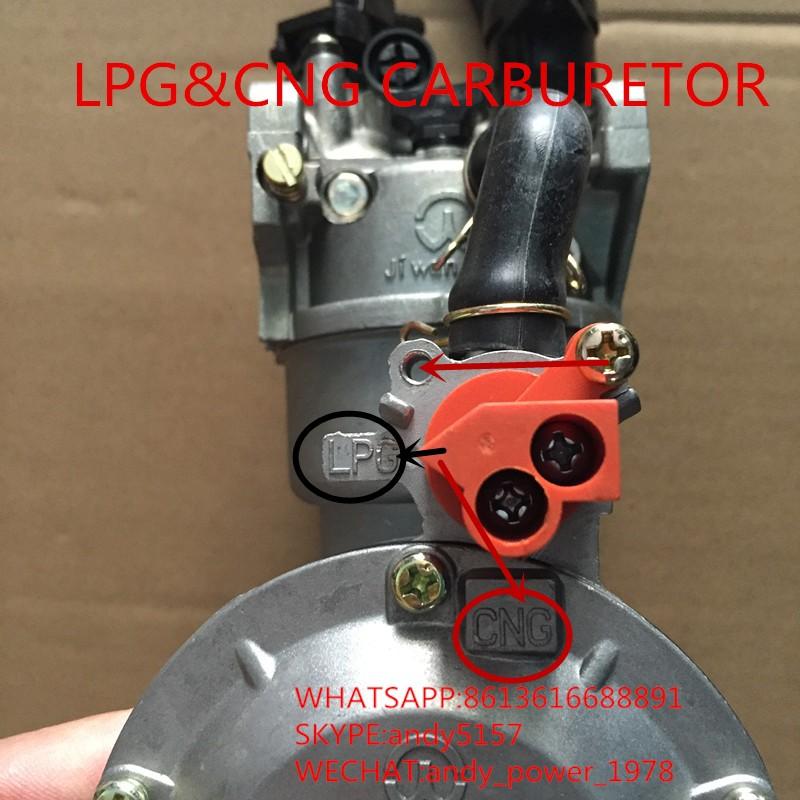 LPG CNG CARBURETOR SHOW