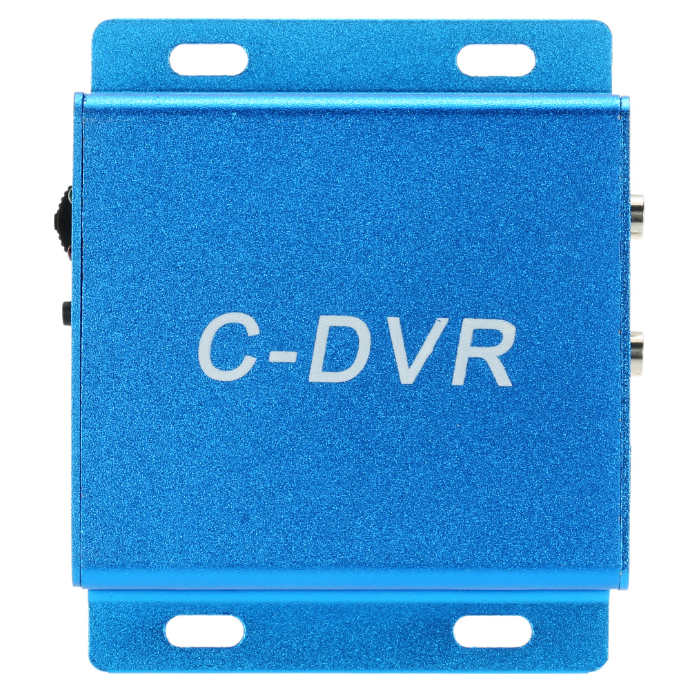 1CH Mini VGA DVR Digital Video Recorder Support TF Card Surveillance Audio/Video Record For Security CCTV 1200TVL Camera(China (Mainland))