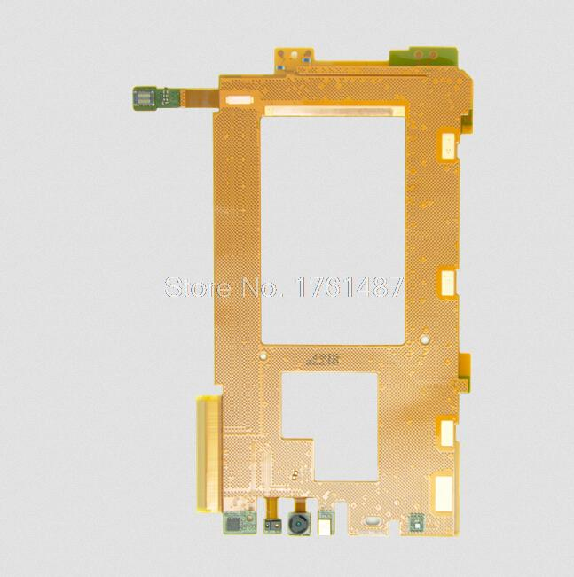 100% Original For Nokia Lumia 920 Main Board Flex Ribbon Cable With Small Camera Microphone SIM Card Reader Free Shipping(China (Mainland))