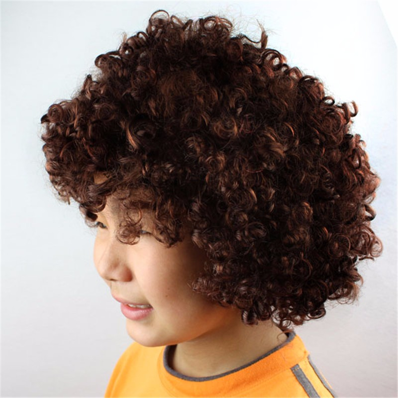 Afro Clown Wig  (5)