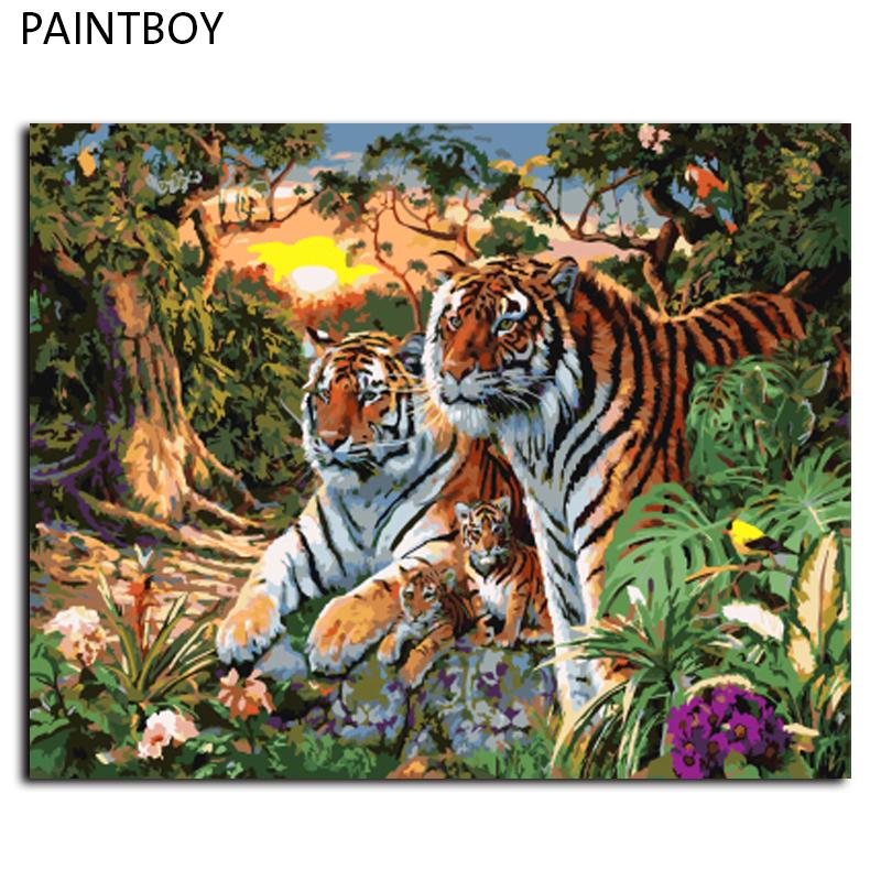 online kaufen gro handel tiger art aus china tiger art gro h ndler. Black Bedroom Furniture Sets. Home Design Ideas