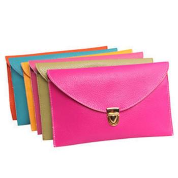 Womens Envelope Clutch Chain Purse Lady Handbag Tote Shoulder Hand Bag free shipping wholesale