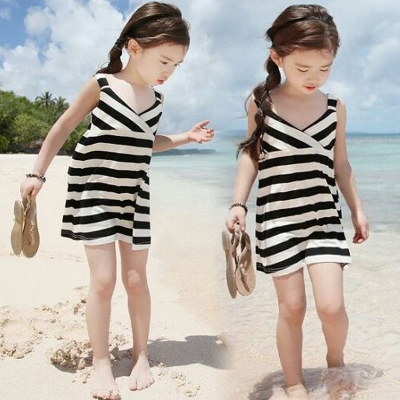 2015 Summer New Princess Dresses Sleeveless Kids Clothes ...