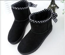2015 marca mujeres invierno nieve botas moda de piel botas de tacones altos Mujer botas zapatos botas aumento botas Mujer nueva llegada C2 #(China (Mainland))