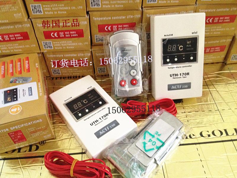 Гаджет  Uth170r remote control wall mounted thermostat None Строительство и Недвижимость