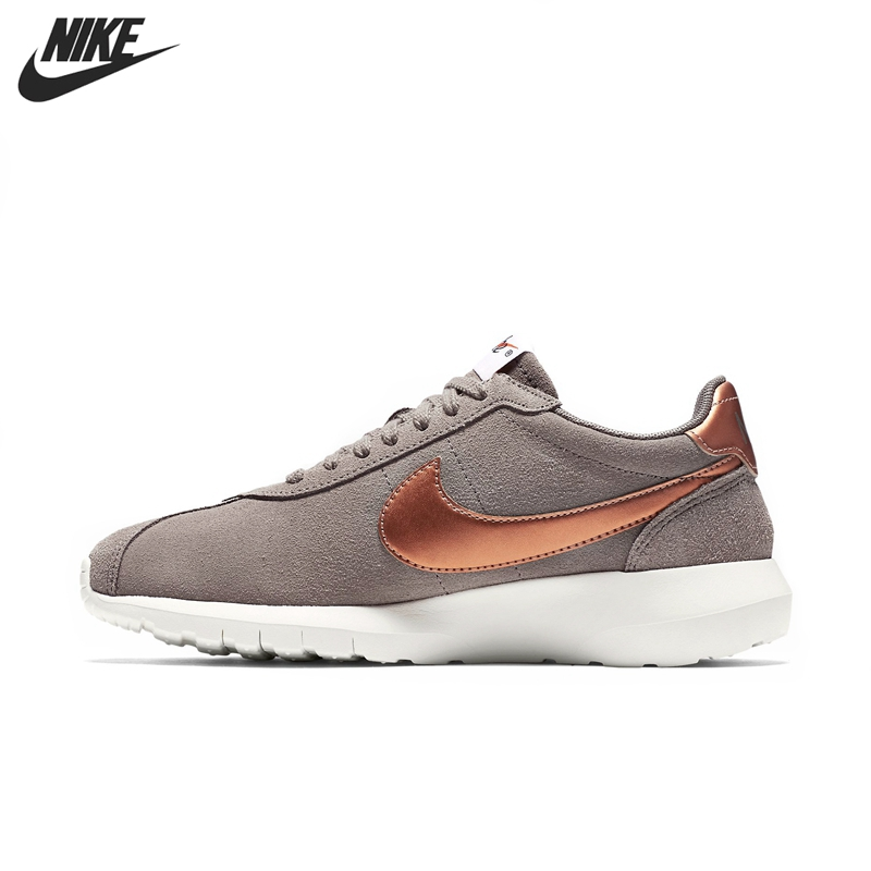 Awesome Home Gt 2015 Hot Sale Gt Nike Roshe Run Junior Womens Grey Pink White