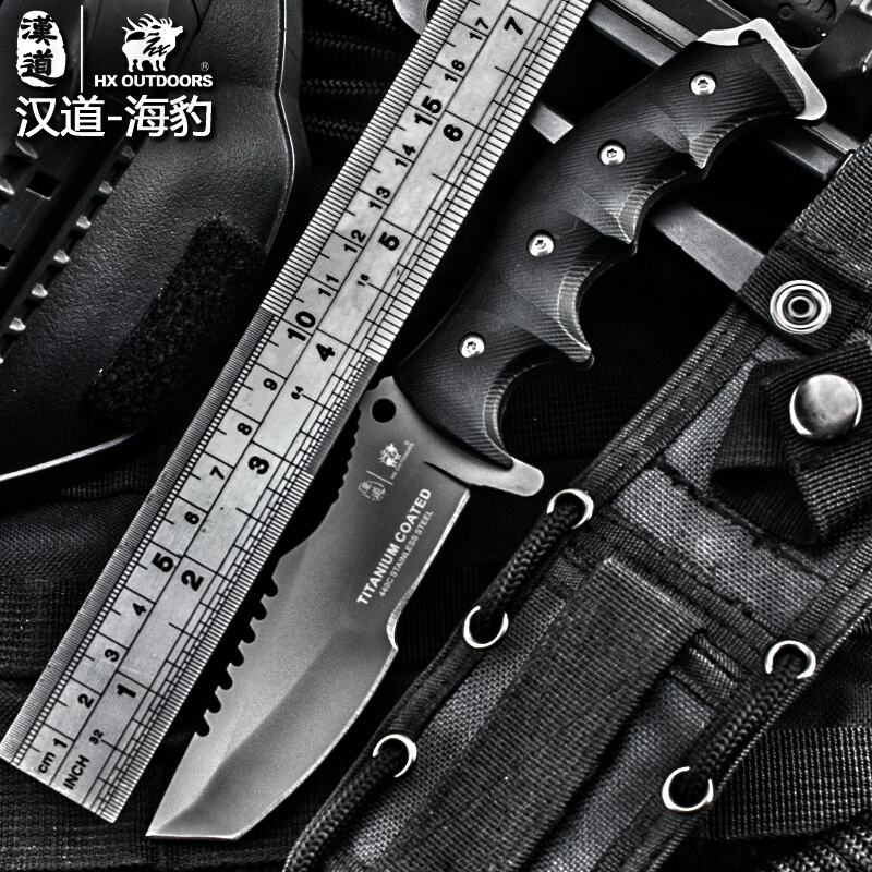 2015 Popular fighting knife,high hardness diving knife,survival knife ,outdoor knife(China (Mainland))