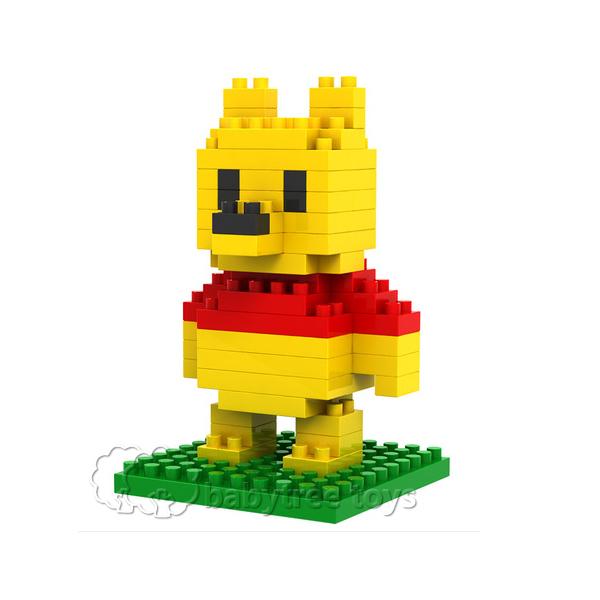 Детское лего Nano Loz 9168 dunobil nano