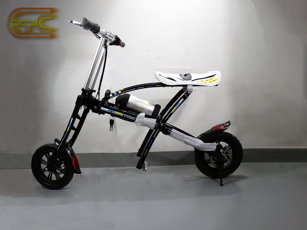 2015 New foldable ebike electric foldable scooter for sports casual(China (Mainland))
