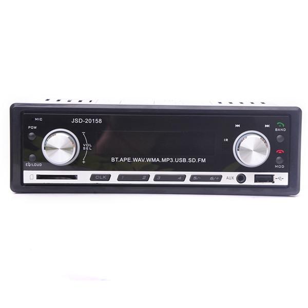 2015 Brand New 12V BLUETOOTH 1 Din Stereo Radio MP3 USB SD AUX Audio Player Car