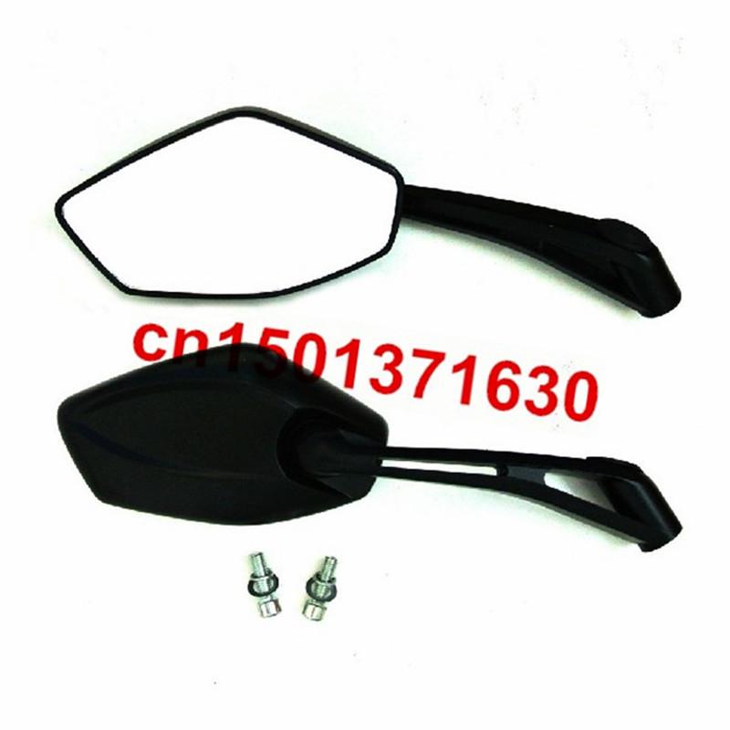M8 алюминиевый материал зеркало заднего вида зеркала tx200