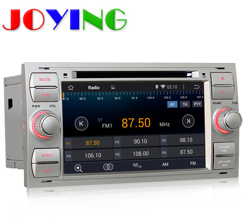Quad Core 2 din Android 4.4 Car DVD GPS For Ford Focus 2 Mondeo Fiesta Transit Kuga Fusion Galaxy Radio Audio DVD Automotivo 3g(China (Mainland))