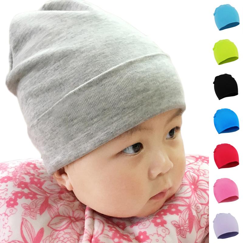 0-2 Years Baby Hat Girl Boy Newborn Toddler Infant Kids Cotton Caps 2016 Spring Warm Baby Beanies Accessories BBH01(China (Mainland))