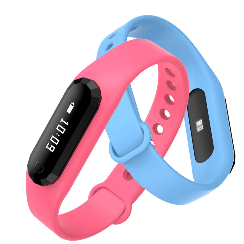 New Technology SmartBand With Heart Rate Bluetooth Fitness Tracker Band With Call Reminder for OLED Sport Health Life Band(China (Mainland))