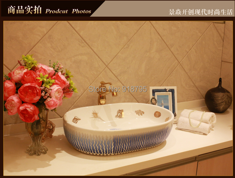 Hand Painted Porcelain Sink - Compra lotes baratos de Hand Painted ...