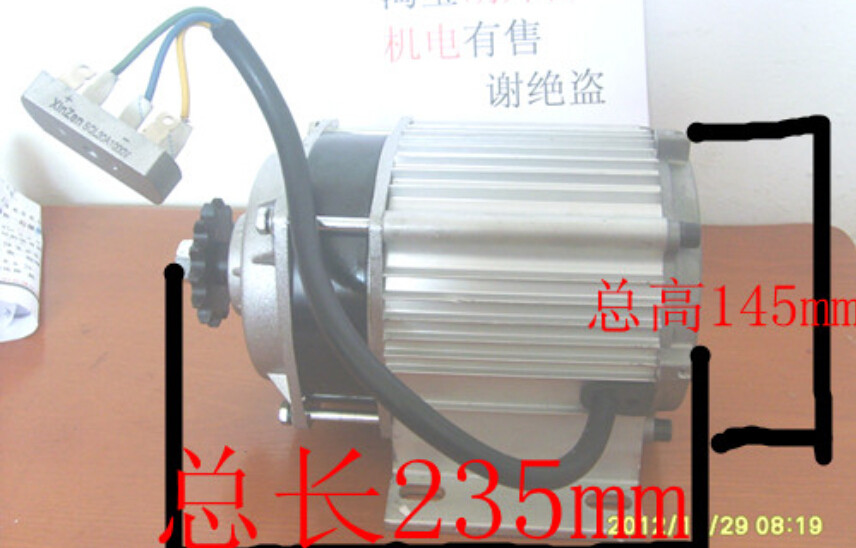 800W 14V/RPS Rare earth permanent magnet brushless Three-phase AC power generators Wind driven generator <br><br>Aliexpress