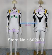 Neon Genisis Evangelion Rei Ayanami Plugsuit cosplay costume include gloves