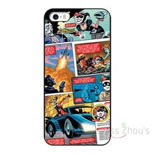For iphone 4/4s 5/5s 5c SE 6/6s 7 plus ipod touch 4/5/6 back skins mobile cellphone cases cover Harley Quinn Pretty Edge