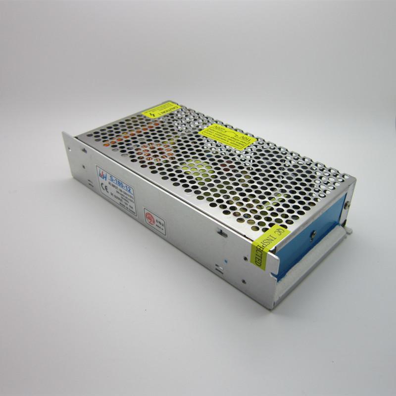 Free Shipping AC110V 220V DC 12V 15A 180W Voltage Transformer,12V15A Switch Power Supply Adapter Driver for Light LED Strip<br><br>Aliexpress