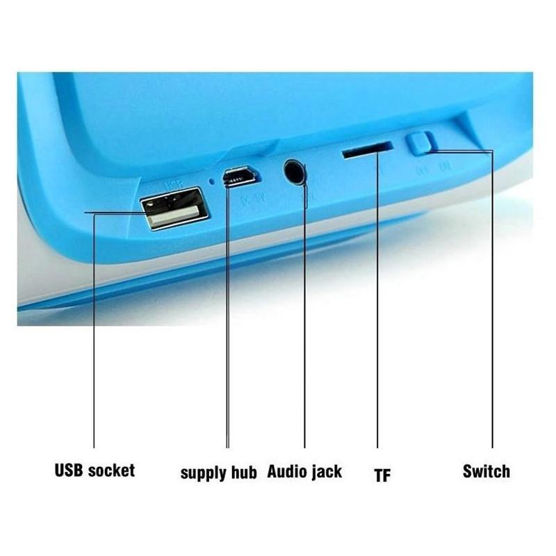 Wholesale Portable Mini Bluetooth Speaker Wireless Cordless Portatil ...