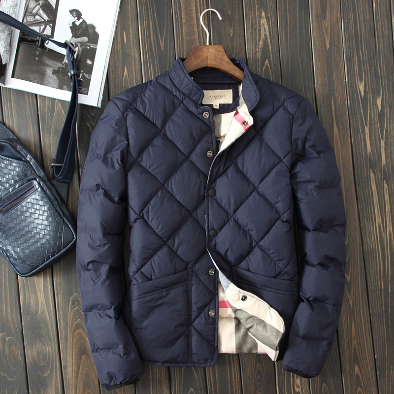 2015 winter coat Men's fashion warm padded jacket mens cotton men casual European style winter coat windbreaker jacket(China (Mainland))