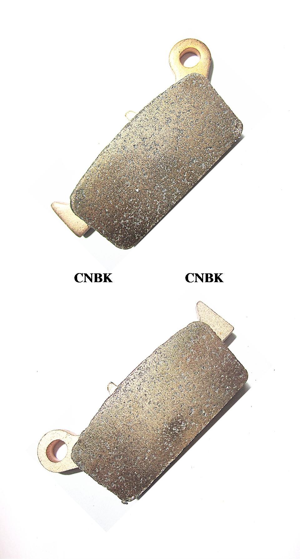 02 03 04 05 06 07 Sinter Rear Disc Brake Pads fit KAWASAKI 125 KX KX125 1995 - 2008 CNBK(China (Mainland))