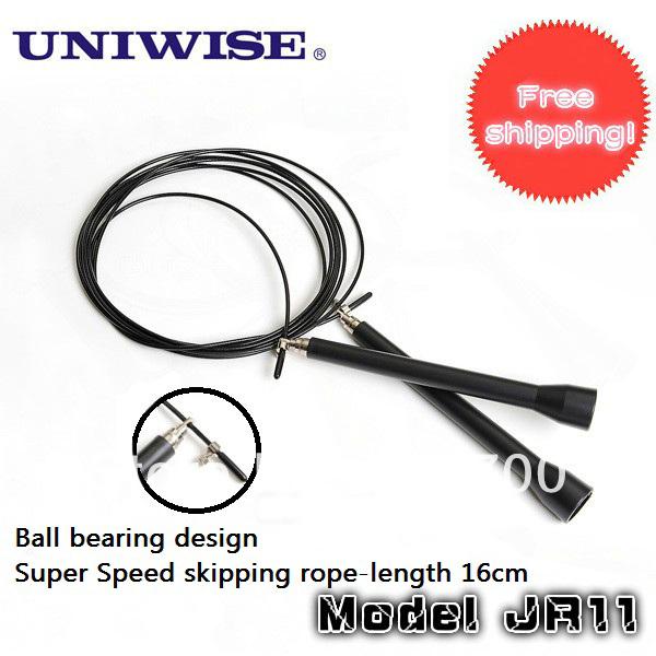 1 pcs Skipping UIC-JR11 ,Bearing jump rope Sport items Cross fitness(China (Mainland))