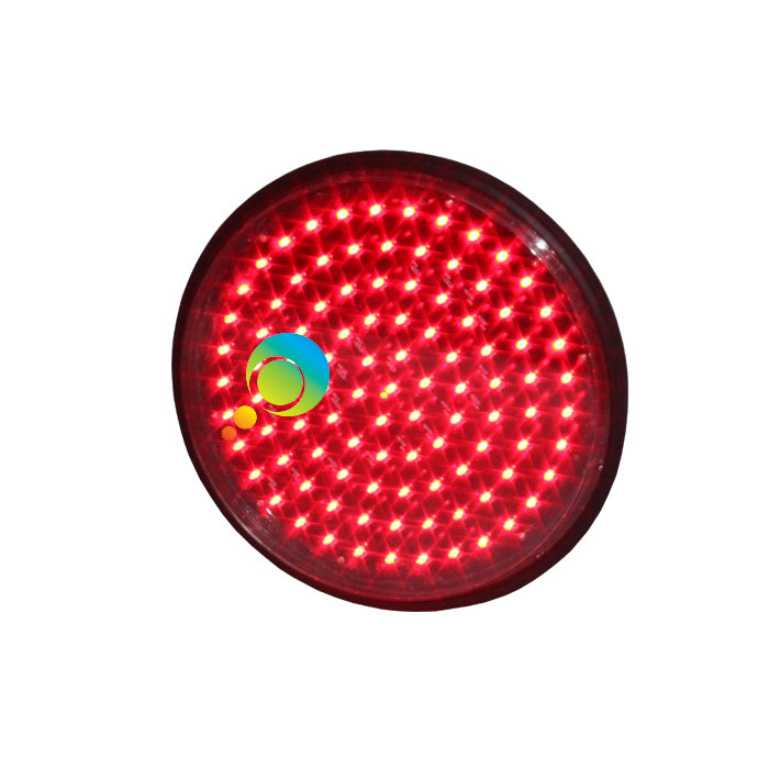New design high brightness 300mm red led module traffic light for sale(China (Mainland))