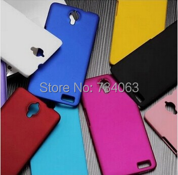 1 Piece Free Shipping Ultra Thin Slim Matte Frosted Case Cover For TCL S950 Alcatel One Touch Idol X 6040 6040A 6040D KD2Z6N(China (Mainland))