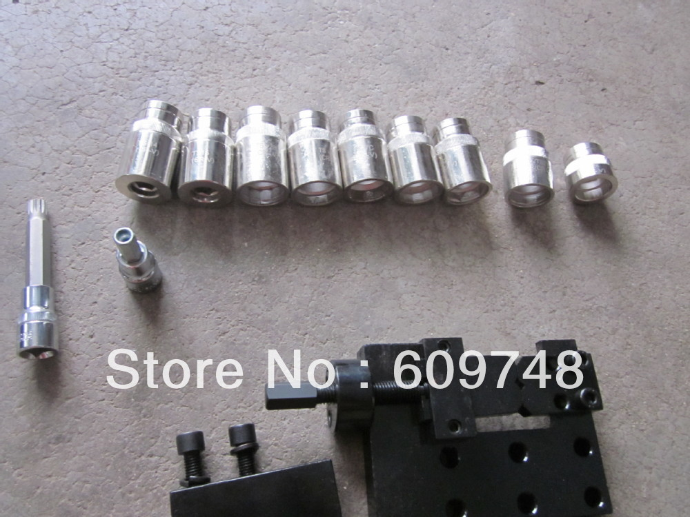 Professional,Tool Set for common rail inejctor with 20 Pieces(China (Mainland))