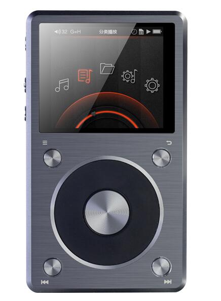 Hot Fiio X5 2nd gen / X5 II / X5K Native DSD Decoding 192k Hz / 24bit Hifi Music Player New mp3 player(China (Mainland))