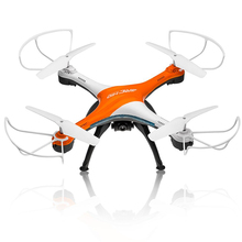 Drones With Camera HD 2MP Camera Drone 2.4G Drohne 4CH 6Axis RC Quadcopter Kvadrokopter Headless Mode One Key Return Helicopter