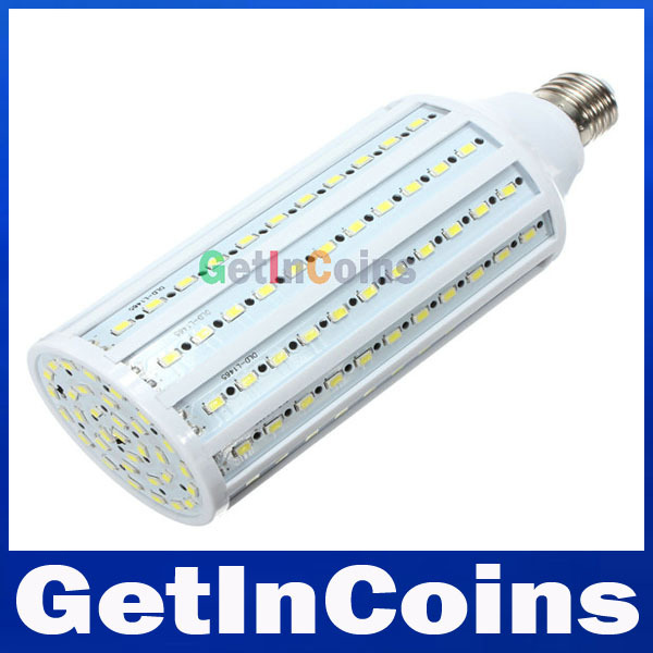 SMD 5730 24leds 42leds 60leds 84leds 98leds 132leds 165leds E27 LED bulb warm white/ white 5730smd e27 led lamp 220V corn light(China (Mainland))
