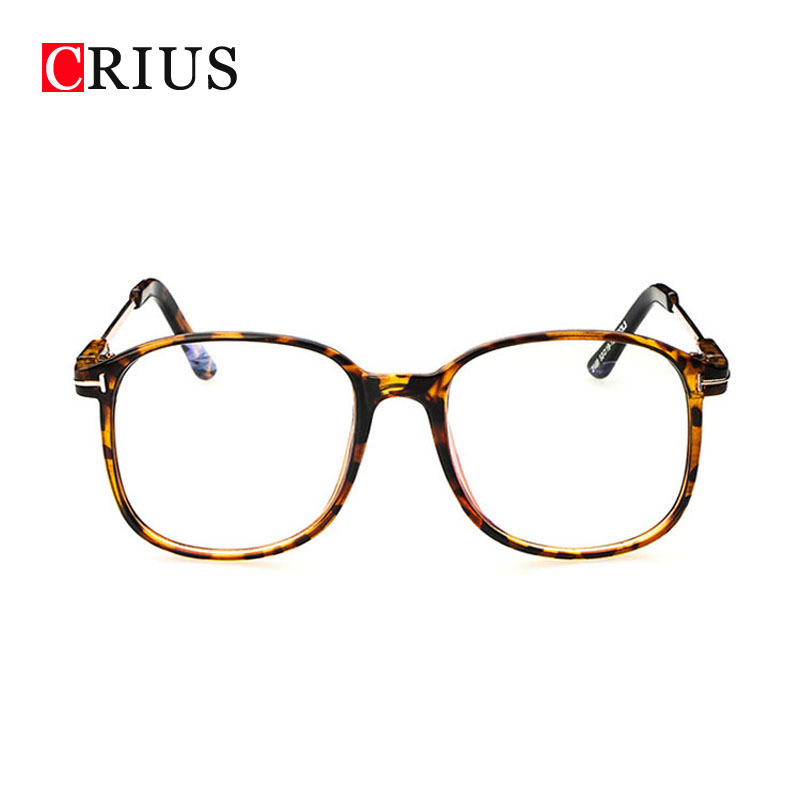 Brand womens optical glasses frame women eyeglasses large ...