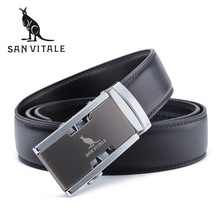Buy Brand men's fashion Luxury mens belts men genuine leather Belt male designer belts cowskin high free for $10.06 in AliExpress store