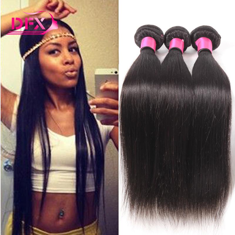 Cexxy hair company 6A Straight Peruvian Virgin Hair Straight,Rosa Hair Products Pervian Straight Hair Unprocessed Human Hair