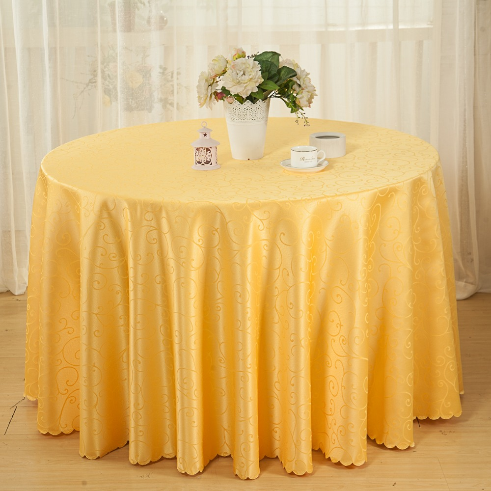 Hotel tablecloth restaurant tablecloths round table square round table cloth cloth tablecloths table skirt home coffee table mat(China (Mainland))