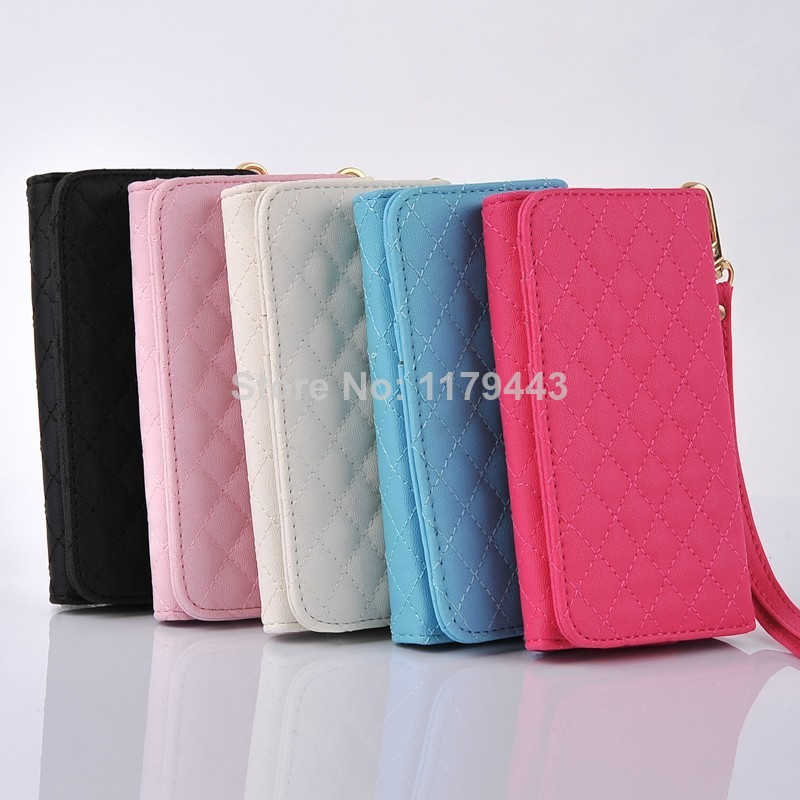 Hot Sale Portable Flip Wallet Leather Case Cover for HTC EVO 4G LTE at Sprint Free Shipping(China (Mainland))