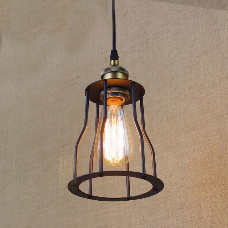 retro Hardware Lighting pendant lamp /Loft vintage retro Lighting Cabinet Living/dining room shop/coffee shop/office/ bar E27(China (Mainland))