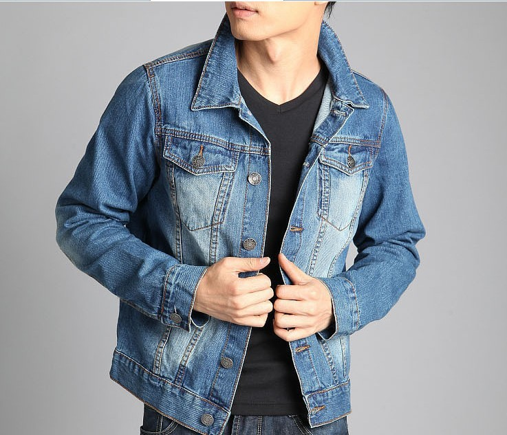 Add Style to Your Outfits With Men's Denim Jackets. Men's denim jackets add a finishing touch to any outfit. Multiple styles and colorways offer several options, allowing you to find your true style. Add this closet staple to your wardrobe for a classic and traditional look.