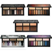 NEW Makeup set  Kat Von D Monarch / Chrysalis / Innerstellar / Shade and Light Eye Contour Eyeshadow Palette , eye shadow(China (Mainland))