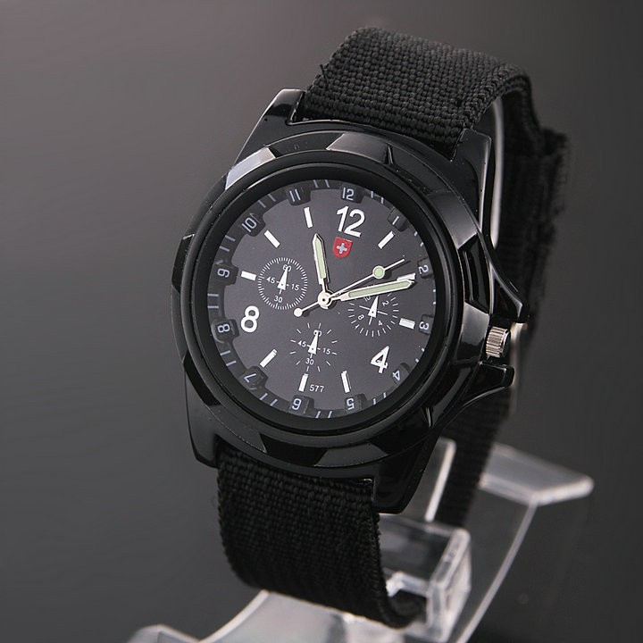 Mens Watch Stainless Steel Boys Mens Sports Watch, Black ops, military, army.<br><br>Aliexpress