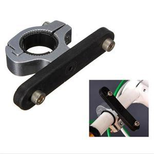 100% Brand New Bike Bicycle Cycling Outdoor Water Bottle Clamp Cage Holder Support Transition Socket Handlebar Mount<br><br>Aliexpress