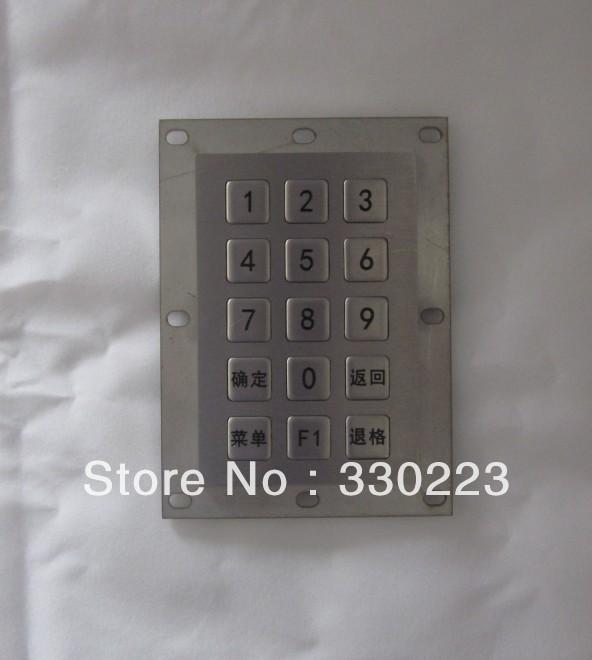 Metal Numeric Keypad custom keyboard