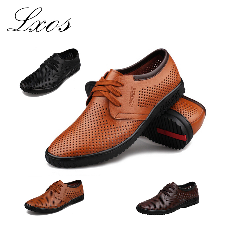 mens breathable dress shoes images