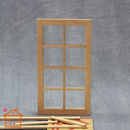 Online kaufen gro handel wood house windows aus china wood for House windows online