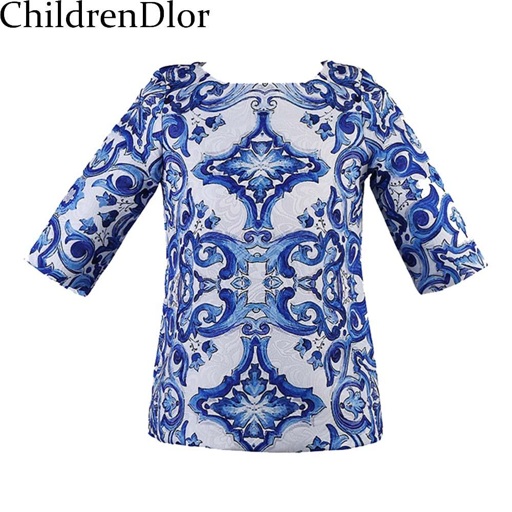 Girl Dress 2017 Spring Brand Cinderella Dress Children Floral Print Kids Dresses for Girls Clothes Dobby Vestidos Infantil 2-10Y(China (Mainland))