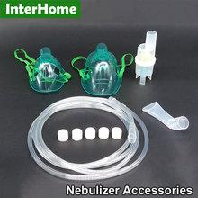 Nebulizer Accessories for Family Air Compressor Nebulizer Children Adult Health Care Allergy Inhaler Aerosol Medication Therapy